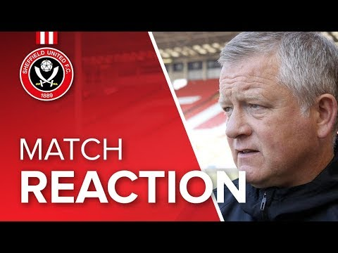 Chris Wilder's Forest reaction
