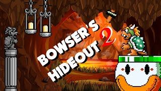 Bowser's Hideout 2 • Super Mario World ROM Hack