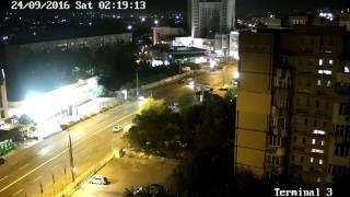 Cutremur Chisinau 24.09.2016