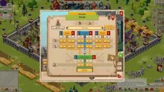 Goodgame Empire S2 Ep2 How To Start an Empire! Defensive Tips, Attacking Tips, Swine King Map,