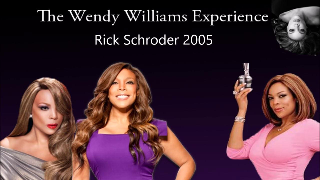 Wendy Interviews Rick Schroder back in 2005