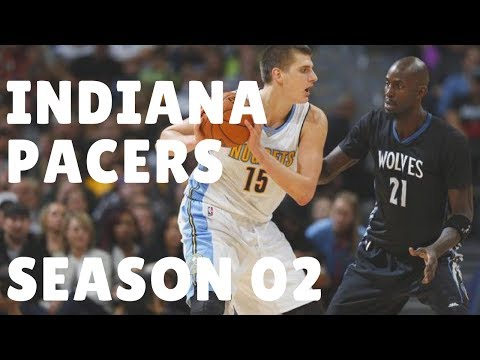 The Joker Joins! Indiana Pacers S02 One Year Rebuild - NBA 2K17 My League Rebuild