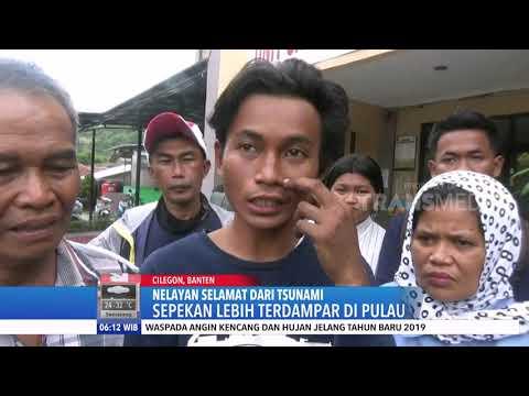 Kisah Nelayan Selamat Dari Tsunami