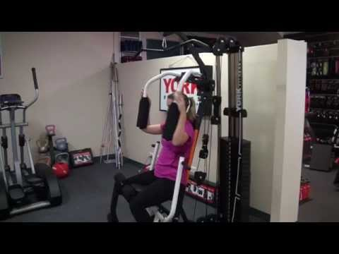 York Perform Home Gym Demo - Australia
