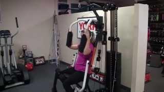 York Perform Home Gym Demo - Australia