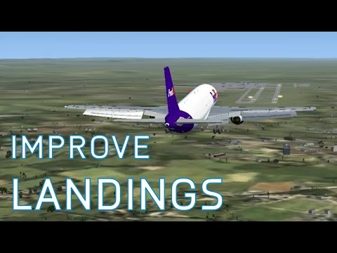 FSX How to Improve your Landings