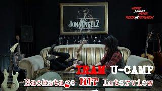 """Iram U-Camp With Jon AngelZ on """"ROCKINTERVIEW"""" Eps:. #3"""