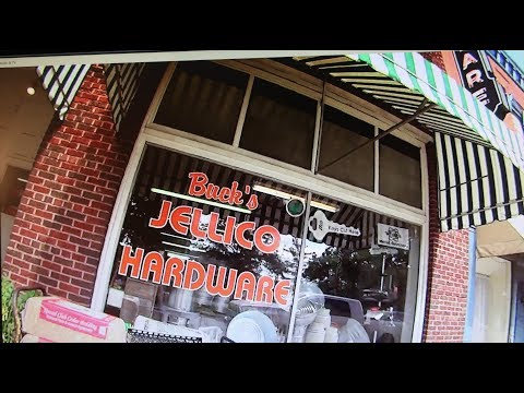 Discover Jellico Tennessee's Famous bucks hardware