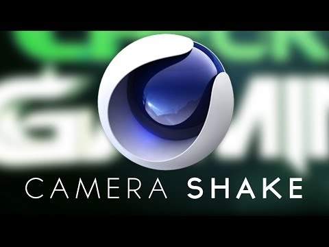 Easy Camera Shake/Vibration | Cinema 4D Tutorial