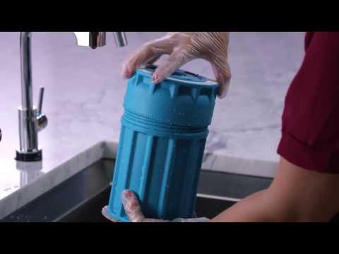 Filtro De Agua Rena Ware - Aqua Nano UCU HD - Modelo 500  Uso Y Mantenimiento
