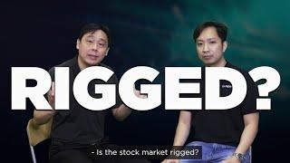 Ist die Börse manipuliert?