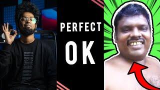 Perfect OK | Malayalam Dialogue With Beats | Ashwin Bhaskar