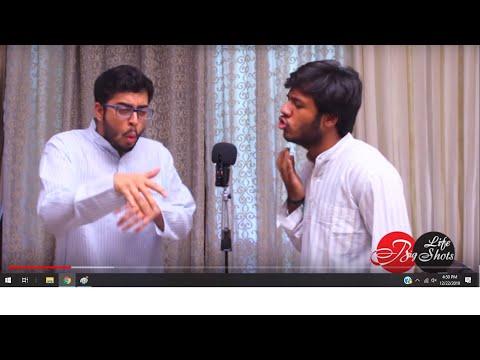 The way India beatbox!