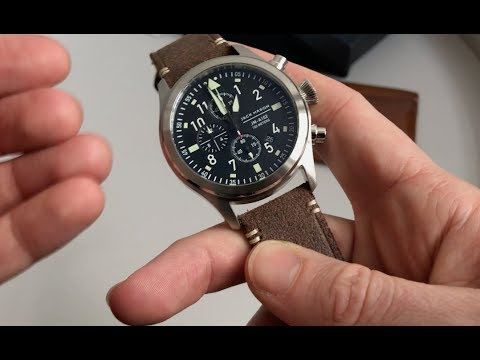 Jack Mason JM-A102 Watch Review