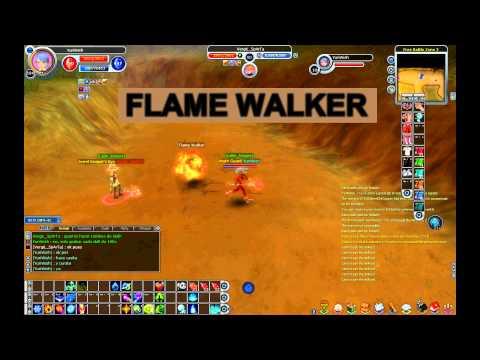 Fiesta Online - Warlock skills + Warlock/Wizard demo pvp + 2 tips