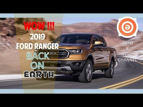 Ford Ranger ITS BACK