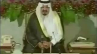 الأمير سلطان بن عبدالعزيز رحمه الله يروى سالفه مع أحد رجال آل مره