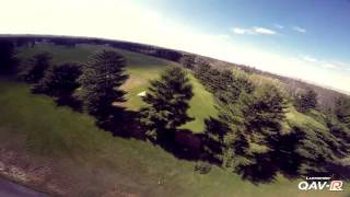 Lumenier QAV-R  Pine Tree Paradise