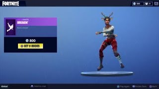 Fortnite red-nosed raider and candy axe account