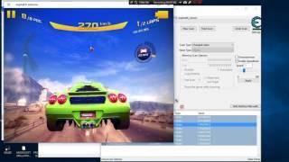 Asphalt 8 | How To Change/Keep A Tag Racing Car (Hacking Tutorial)