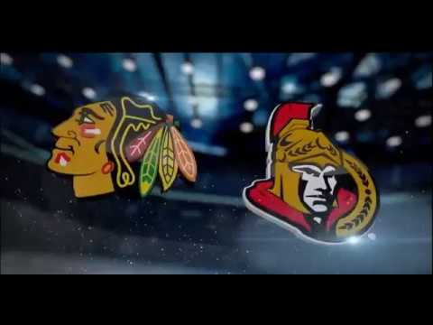 CHICAGO BLACKHAWKS vs OTTAWA SENATORS (Mar 16)
