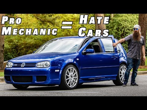 Will Being a Professional Mechanic Make You Hate Cars?