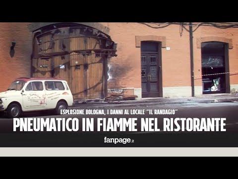 """Esplosione Bologna, Pneumatico Infuocato Incendia Ristorante: """"Così Ho Salvato I Miei Clienti"""