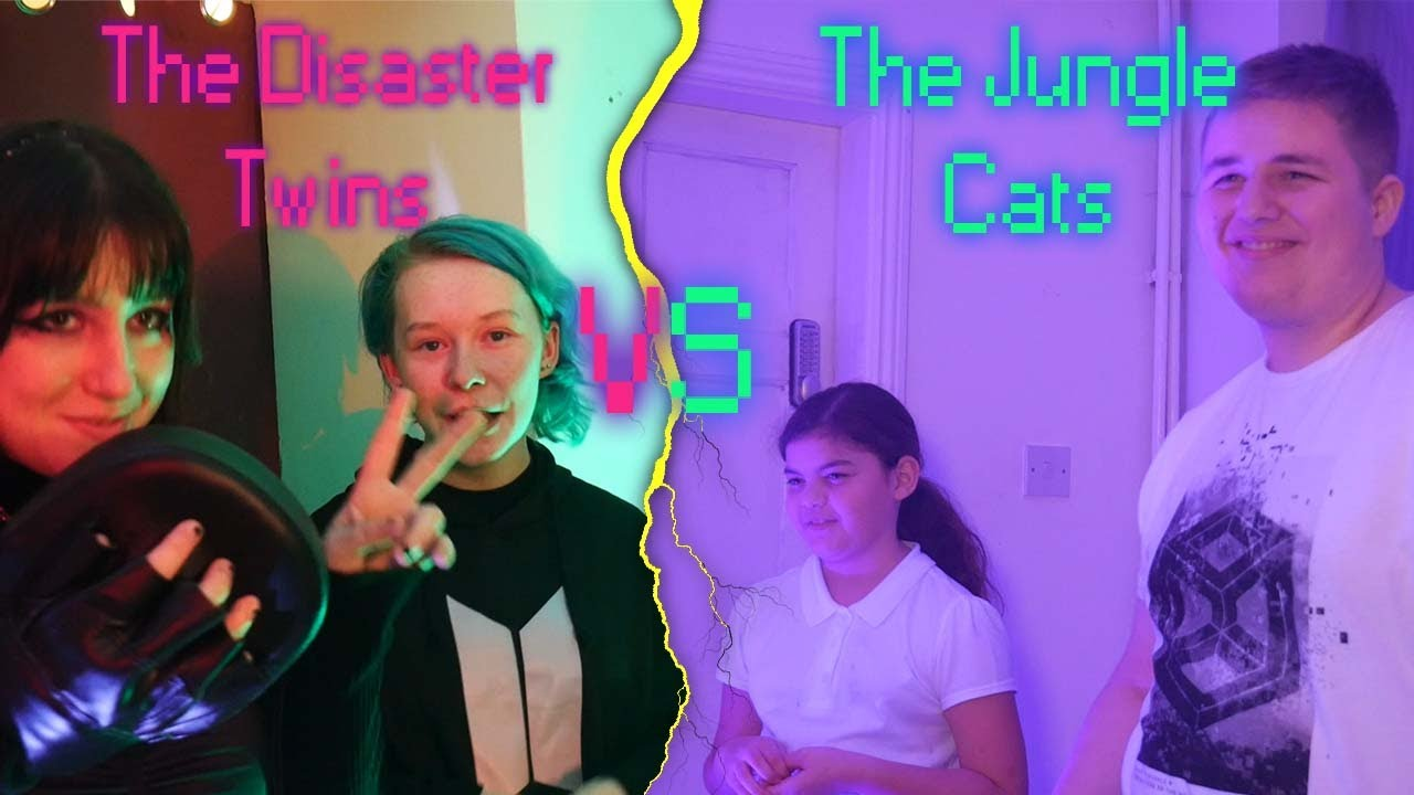 Quidditch Pong X-Mas Special: The Disaster Twins vs The Jungle Cats [QPI:R1