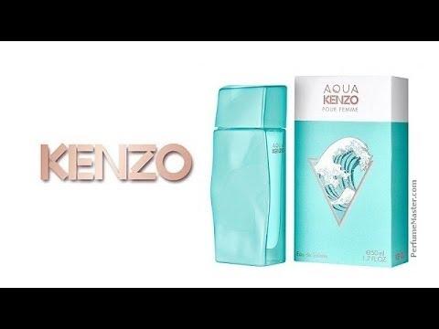 Kenzo Perfume Sqvuzmp Youtube New Pour Aqua Femme UpjSzVGLqM