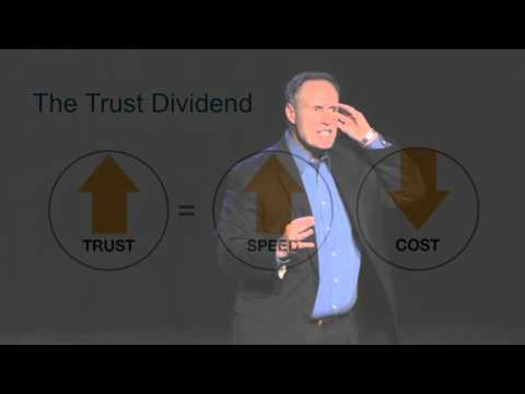 The Speed of Trust - Stephen M.R Covey @LEAD Presented by HR.com