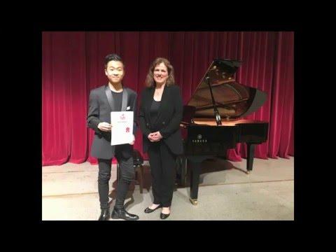 (Original Composition) Nocturne in C Minor (Klaus - Adieu Mon Ami) - Michael de Huy