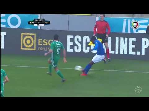 Resumo: Rio Ave (2)-1 Feirense (Liga 26ªJ)