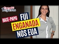 🔴[AO VIVO] Brasileira diz que foi enganada nos EUA! ✔
