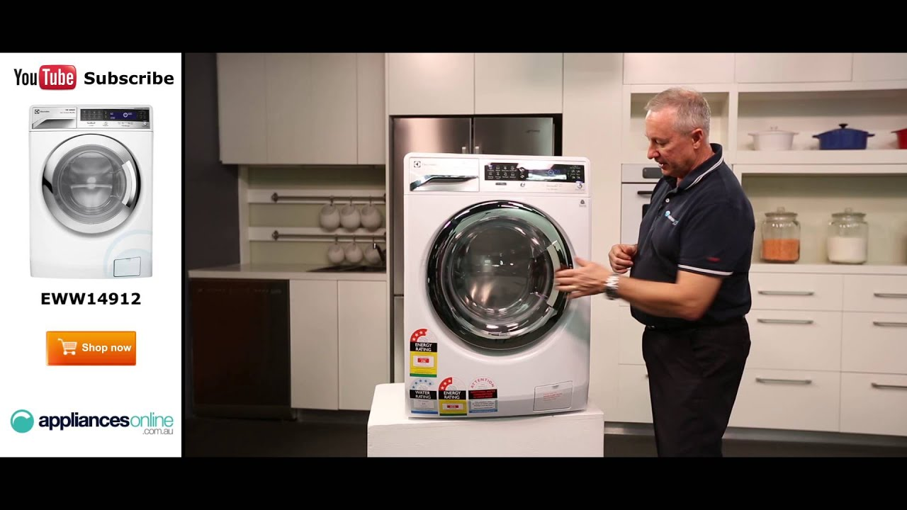 Electrolux Washer Dryer Combo EWW14912 Reviewed by product expert