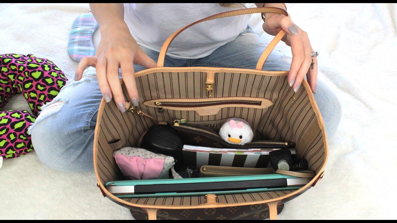 what 39 s in my bag pour prendre l 39 avion youtube. Black Bedroom Furniture Sets. Home Design Ideas