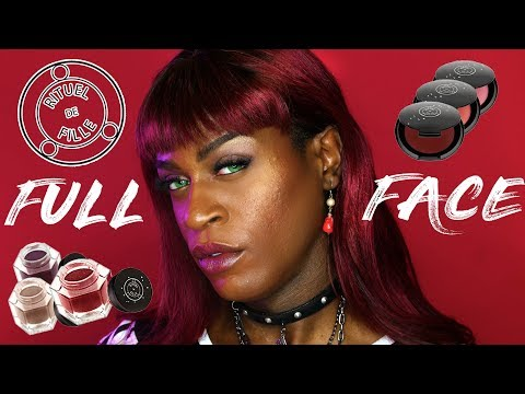 FACE OF RITUEL DE FILLE  Get Ready With Me