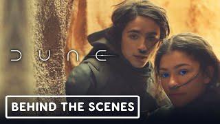 Dune (2020) - Cast Q&A with Timothée Chalamet, Zendaya, Oscar Isaac, Josh Brolin