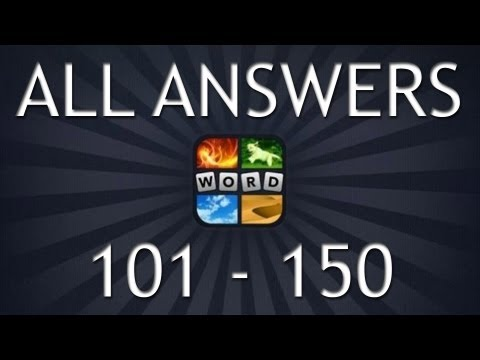 4 Pics 1 Word All Answers Part 3, 101150