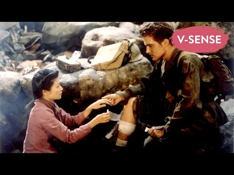 France vs. Vietnam Movie - Vietnamese Woman & French Soldier - Memories of Dien Bien