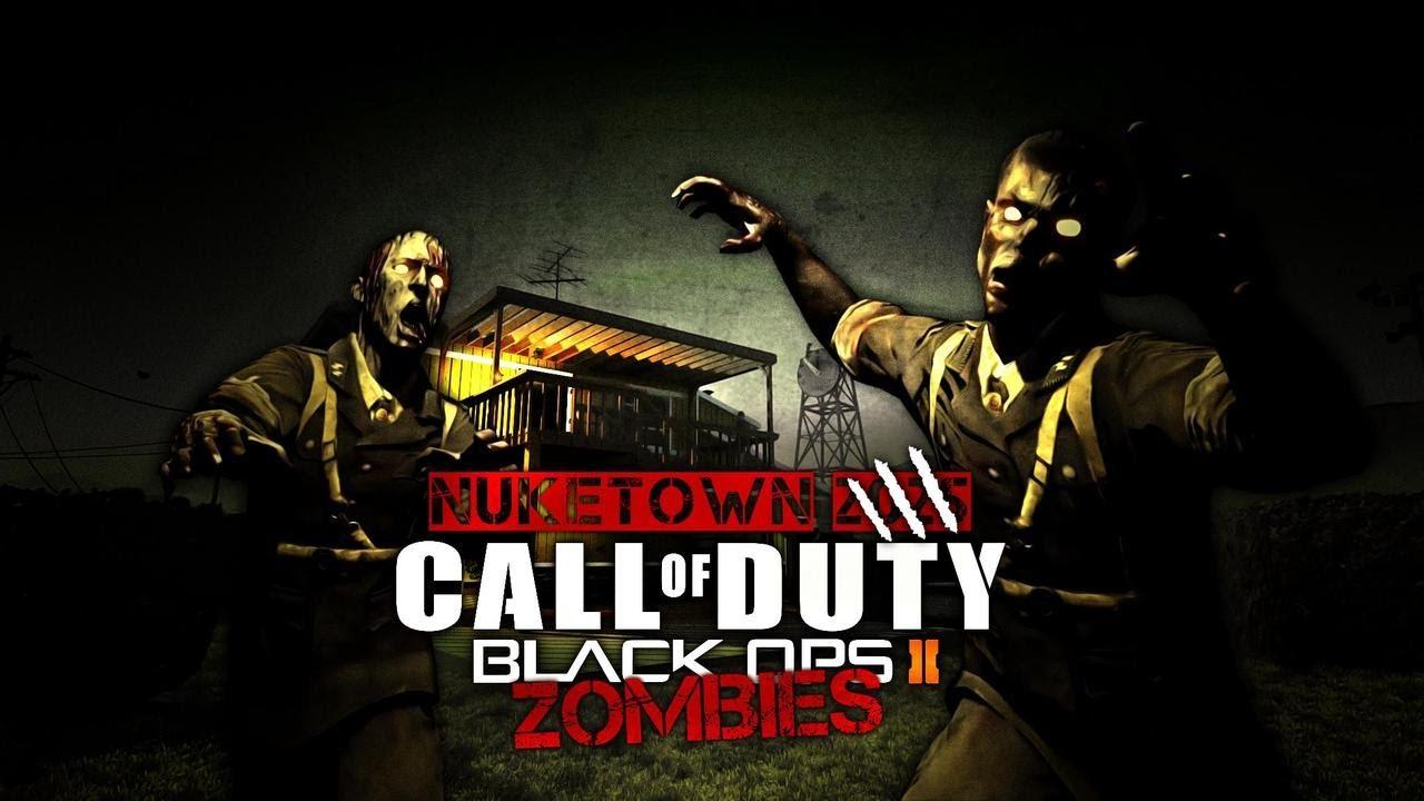 Carte Black Ops 2 Zombie.Nuketown Zombies Un Secret Sur Cette Carte Black Ops 2