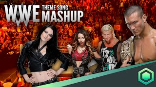 WWE Theme Song Mashup! // AoA