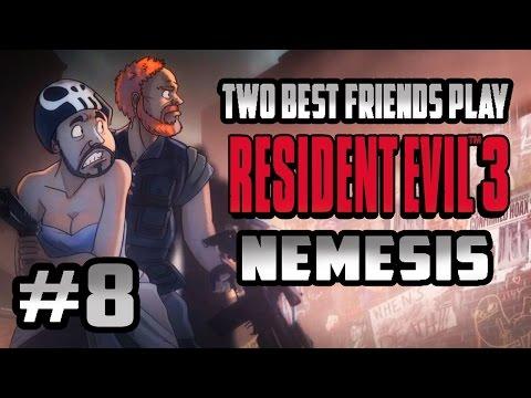Two Best Friends Play Resident Evil 3 Nemesis (Part 8)