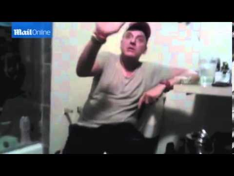 Tom Sizemore on camera doing drugs and making racist comments
