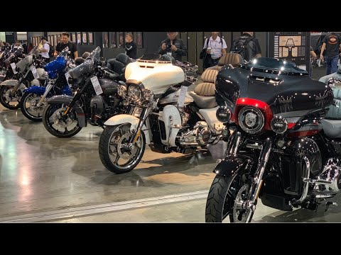 The All-New Models Harley-Davidson 2020 In Milwaukee