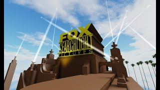 Fox Searchlight Pictures Roblox Trailer (NOT PUBLISHED)