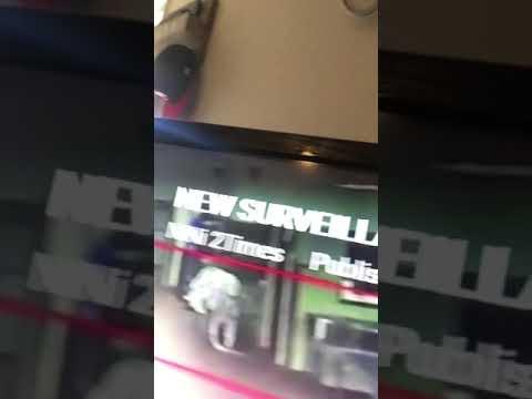 KENNEKA JENKINS: ACTUAL FOOTAGE OF MAN WALKING BESIDE KENNEKA JENKINS !!!!
