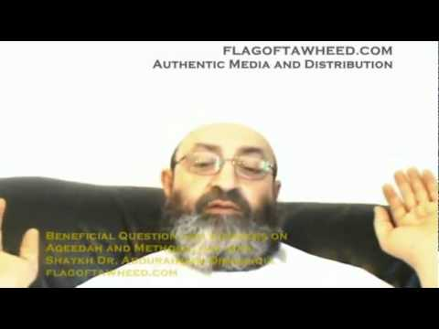 the importance of following a madhab Why muslims follow madhhabs the first and most important concerns our faith, and is the knowledge of allah and his attributes, and.