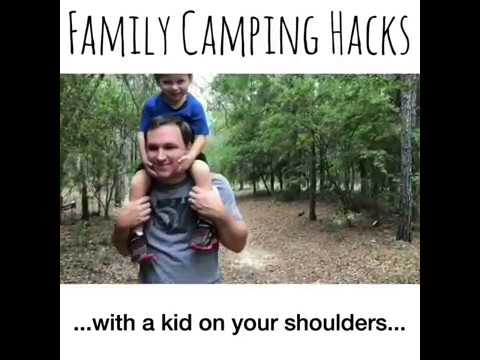 Family Camping Hacks for Imperfect Parents and Campers ...