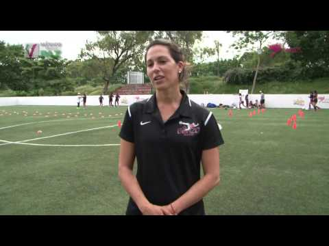 Mónica González en Gonzo Soccer Cuautla