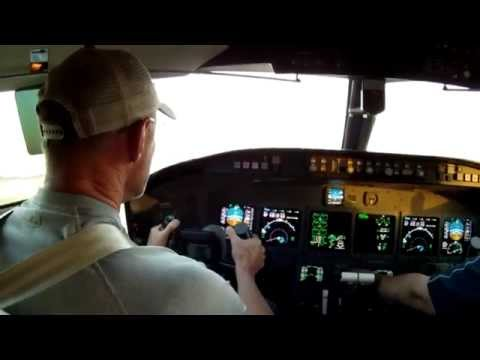 Challenger 604 Flight